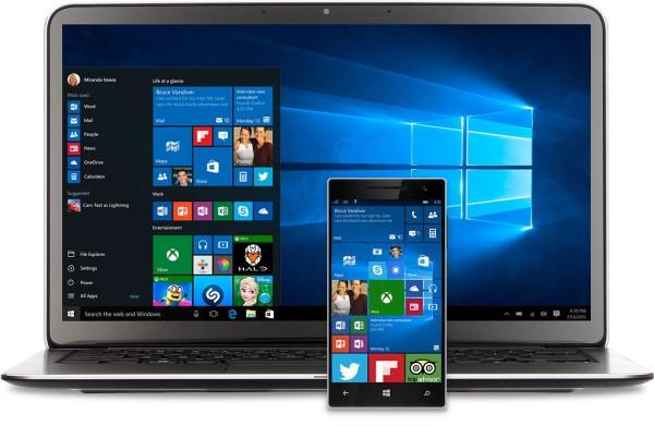 S-a lansat oficial Windows 10