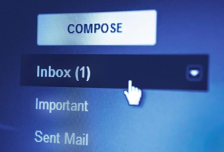 Casuta de e-mail curata