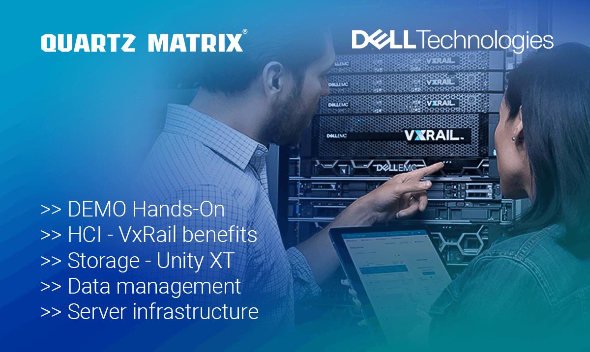 Soluțiile de infrastructură hiperconvergentă – the new black în industria IT. Beneficiile soluției VxRail de la Dell EMC