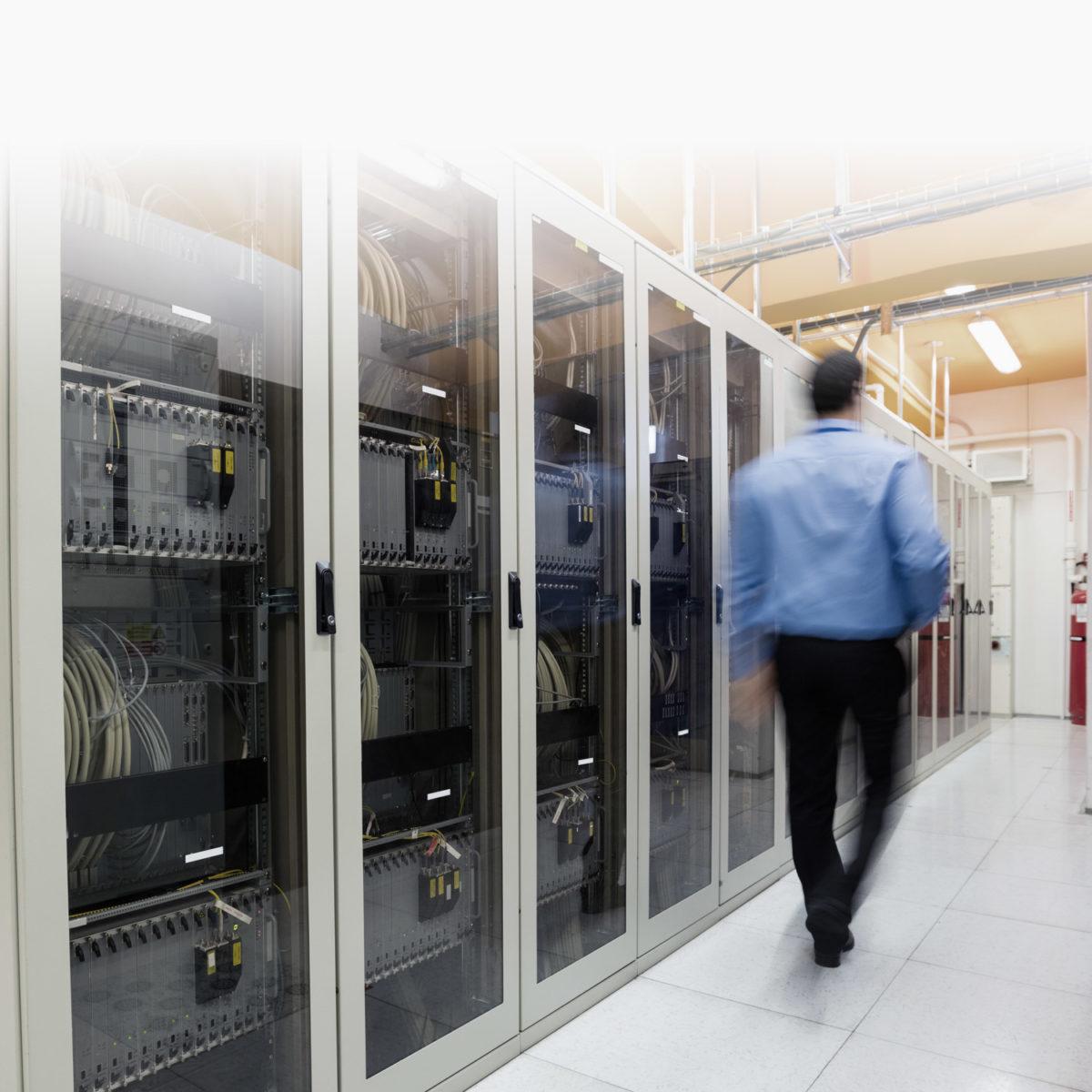 Colocare servere
