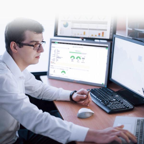 Monitorizare Data Center