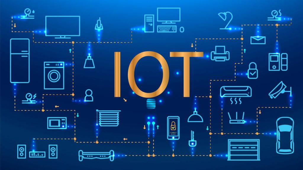 transformarea digitala IoT